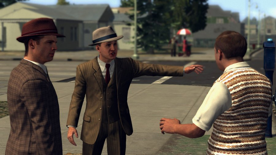 L.A. Noire Review - Screenshot 2 of 6