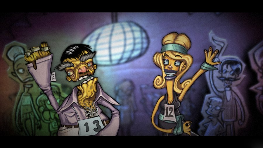 Stick It to The Man Review - Screenshot 1 of 3