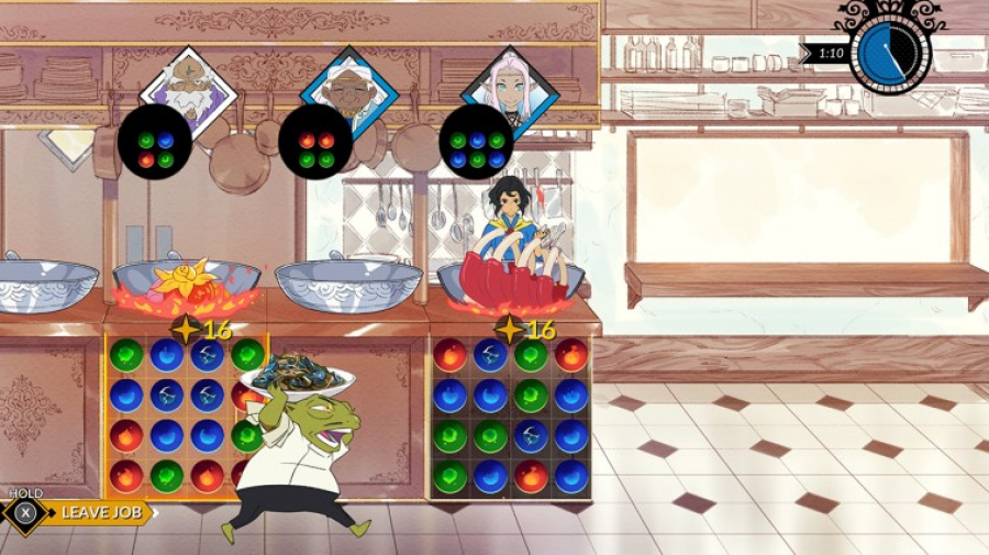 Battle Chef Brigade Review - Screenshot 2 of 4