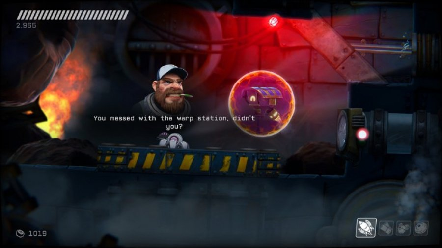 RIVE: Ultimate Edition Review - Screenshot 5 of 5