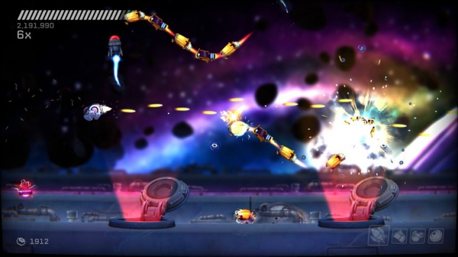RIVE: Ultimate Edition Review - Screenshot 2 of 5