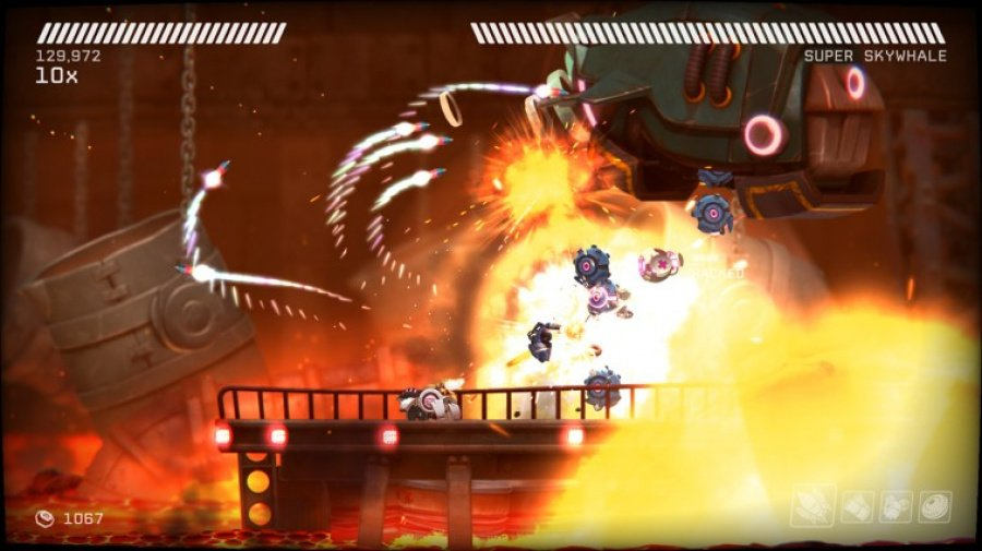 RIVE: Ultimate Edition Review - Screenshot 1 of 5