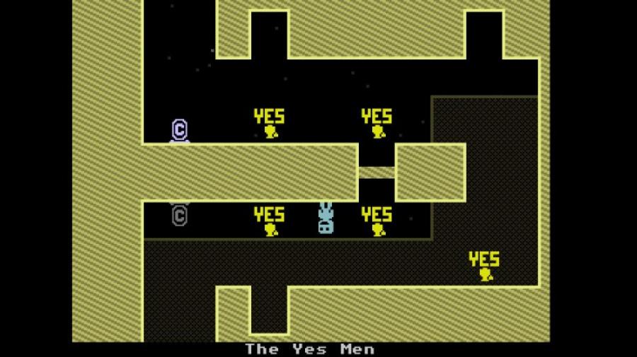 VVVVVV Review - Screenshot 1 of 3