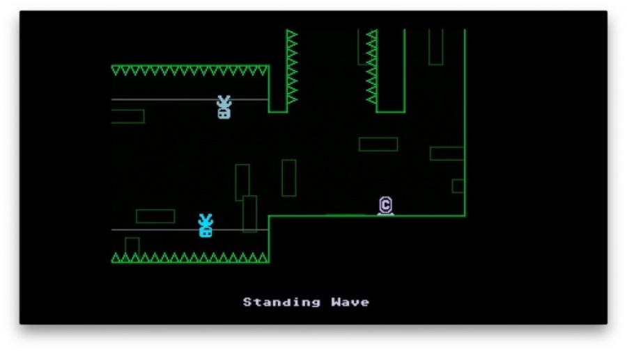 VVVVVV Review - Screenshot 1 of 2