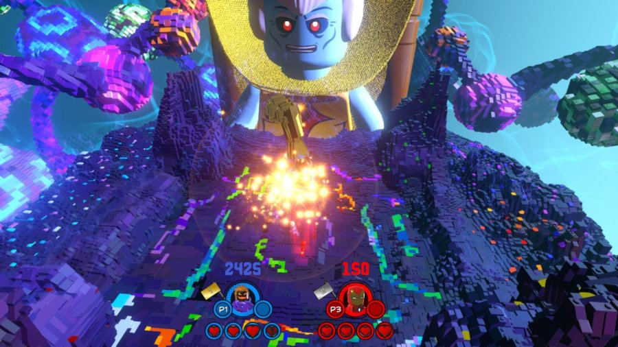 LEGO Marvel Super Heroes 2 Review - Screenshot 5 of 6