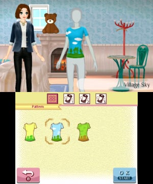 Nintendo presents: New Style Boutique 3 - Styling Star Review - Screenshot 8 of 12
