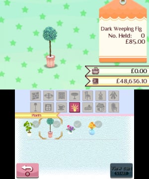 Nintendo presents: New Style Boutique 3 - Styling Star Review - Screenshot 4 of 12