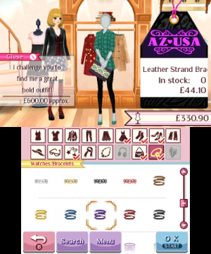 Nintendo presents: New Style Boutique 3 - Styling Star Review - Screenshot 2 of 12