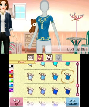 Nintendo presents: New Style Boutique 3 - Styling Star Review - Screenshot 9 of 12