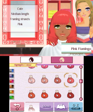 Nintendo presents: New Style Boutique 3 - Styling Star Review - Screenshot 3 of 12