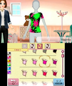 Nintendo presents: New Style Boutique 3 - Styling Star Review - Screenshot 10 of 12