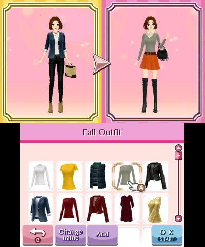 e15105b78 Nintendo presents  New Style Boutique 3 - Styling Star Review - Screenshot  2 of 12