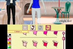 Nintendo presents: New Style Boutique 3 - Styling Star Screenshot