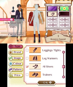 Nintendo presents: New Style Boutique 3 - Styling Star Review - Screenshot 7 of 12