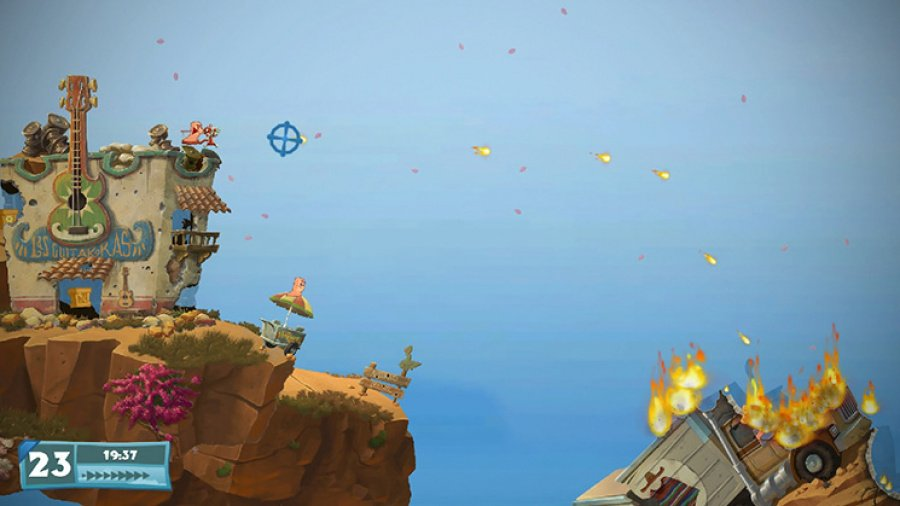 Worms W.M.D. Review - Screenshot 2 of 5