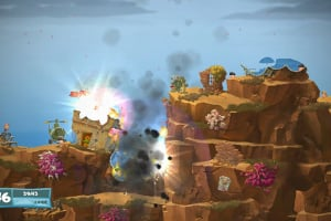 Worms W.M.D. Screenshot