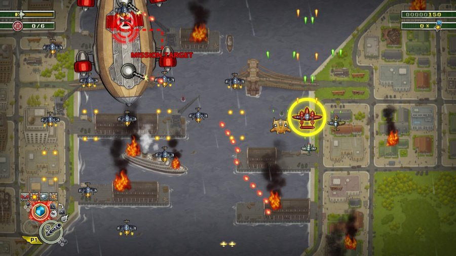 Aces of the Luftwaffe - Squadron Review - Screenshot 1 of 5