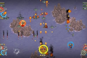 Aces of the Luftwaffe - Squadron Screenshot