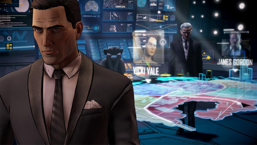 Batman - The Telltale Series Review - Screenshot 3 of 5