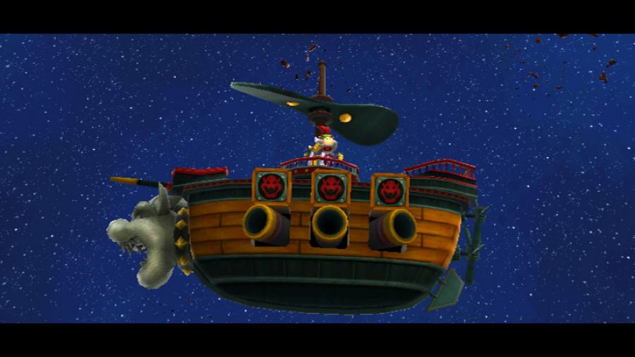 Super Mario Galaxy Review - Screenshot 1 of 4