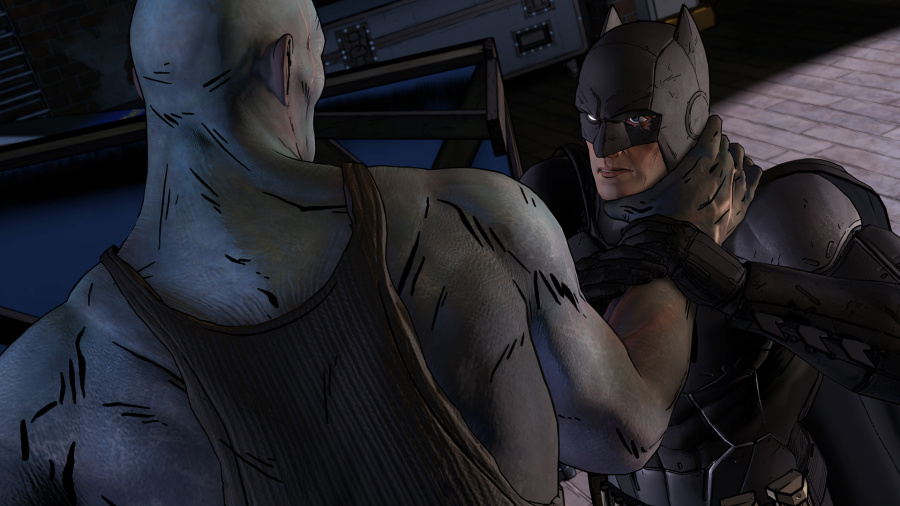 Batman - The Telltale Series Review - Screenshot 5 of 5