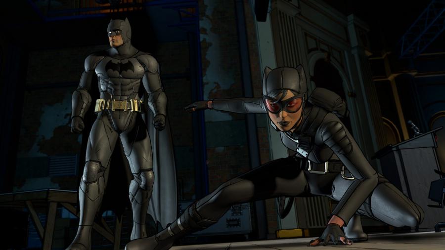 Batman - The Telltale Series Review - Screenshot 2 of 5