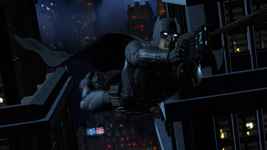 Batman - The Telltale Series Review - Screenshot 4 of 5