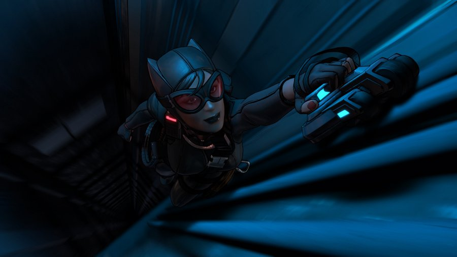 Batman - The Telltale Series Review - Screenshot 3 of 5