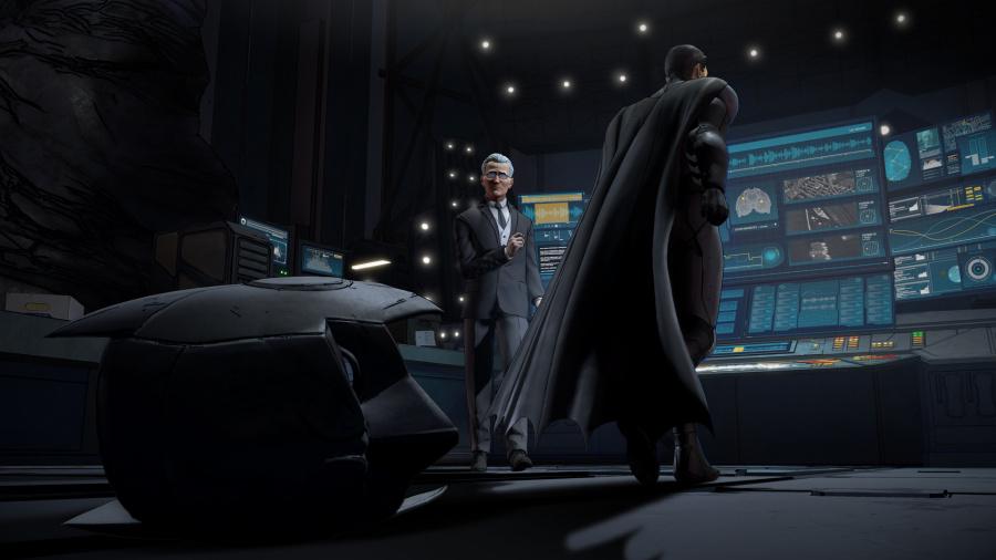 Batman - The Telltale Series Review - Screenshot 5 of 5