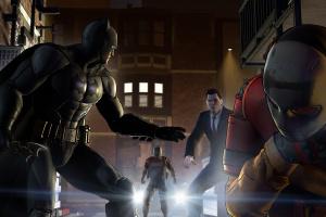 Batman - The Telltale Series Screenshot