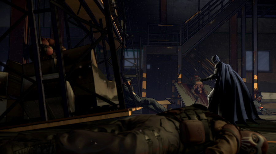 Batman - The Telltale Series Review - Screenshot 4 of 5