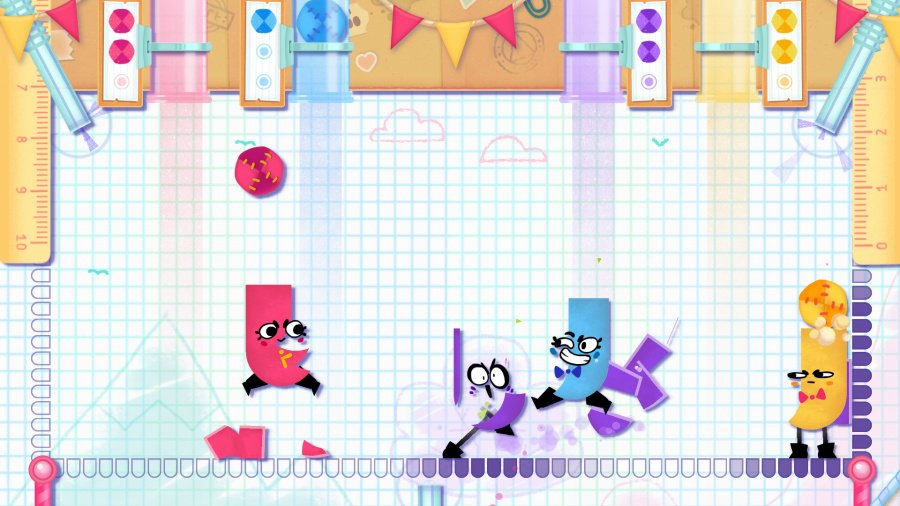 Snipperclips Plus: Cut it out, together! Review - Screenshot 3 of 4