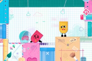 Snipperclips Plus: Cut it out, together! Screenshot