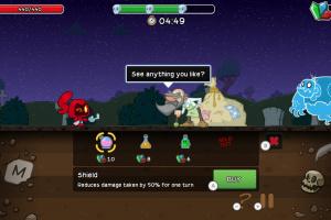 Letter Quest Remastered Screenshot