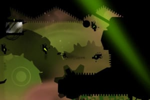 Green Game: TimeSwapper Screenshot