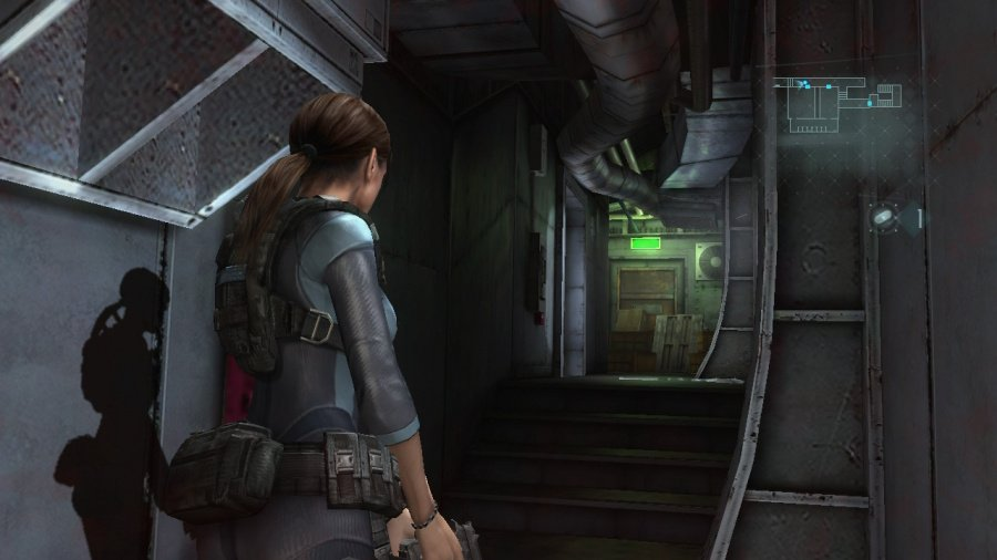 Resident Evil Revelations Collection Review - Screenshot 4 of 8