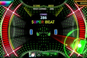 Superbeat: Xonic Screenshot