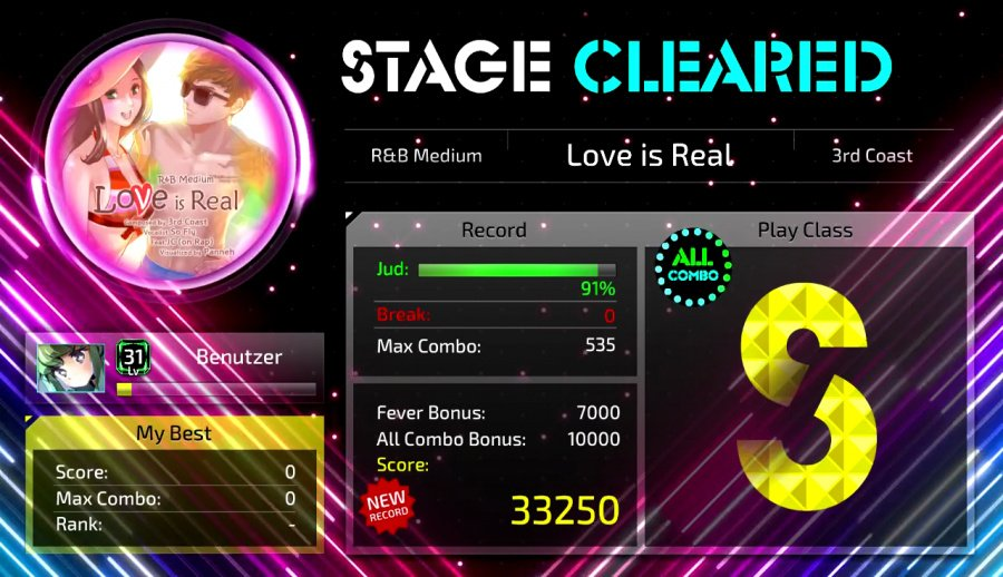 Superbeat: Xonic Review - Screenshot 4 of 8