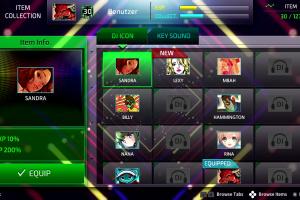 Superbeat: Xonic Screenshot