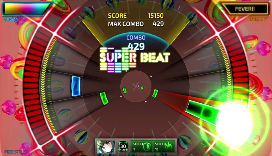 Superbeat: Xonic Review - Screenshot 7 of 8