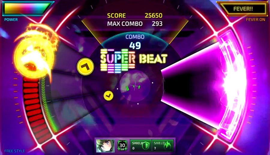 Superbeat: Xonic Review - Screenshot 5 of 8