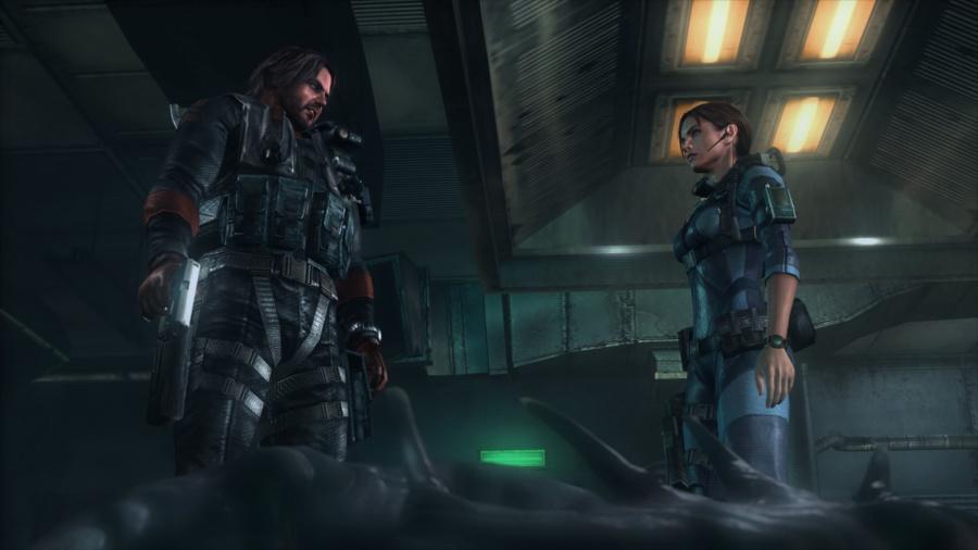 Resident Evil Revelations Review - Screenshot 1 of 4
