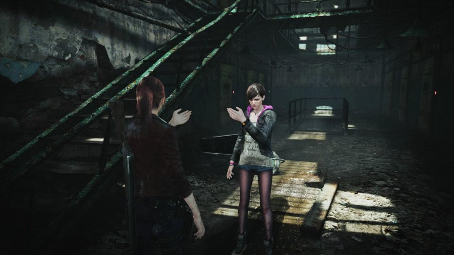 Resident Evil Revelations 2 Review - Screenshot 5 of 5