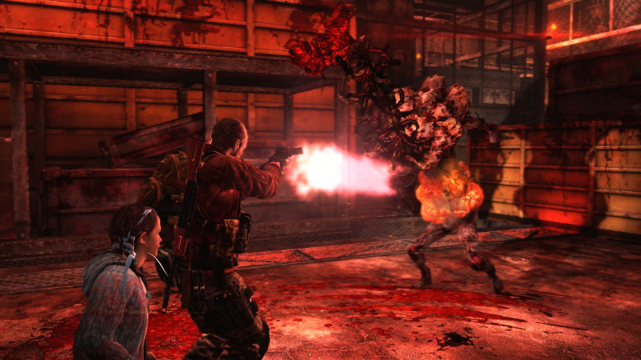 Resident Evil Revelations 2 Review - Screenshot 3 of 5