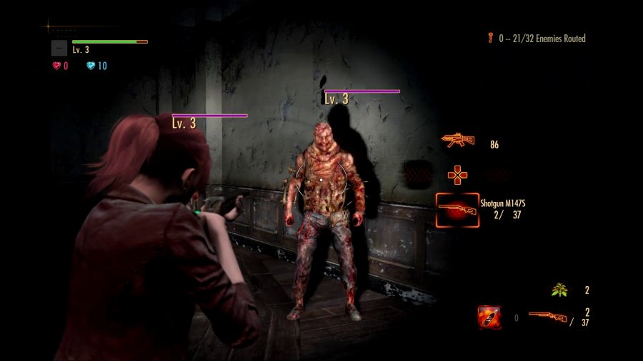 Resident Evil Revelations 2 Review - Screenshot 4 of 5