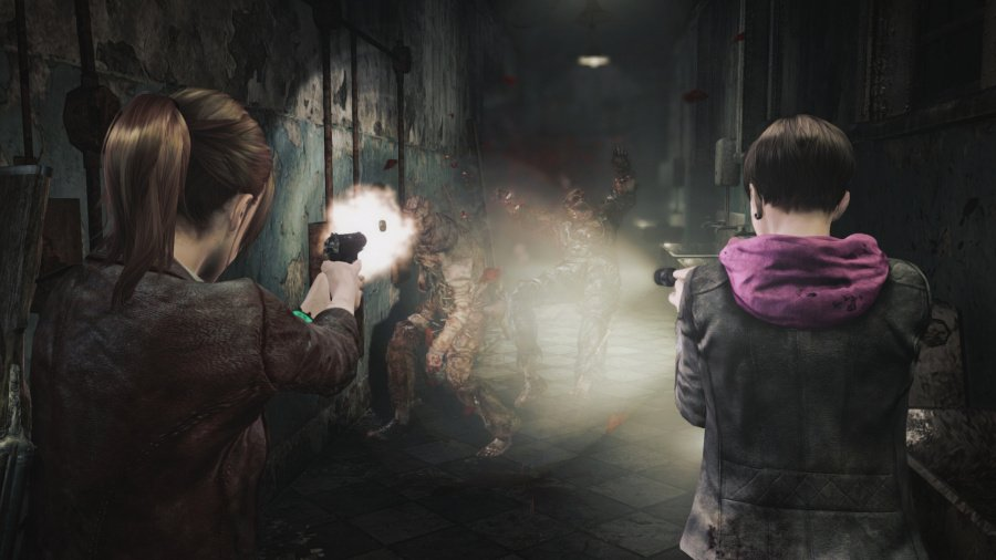 Resident Evil Revelations 2 Review - Screenshot 2 of 5