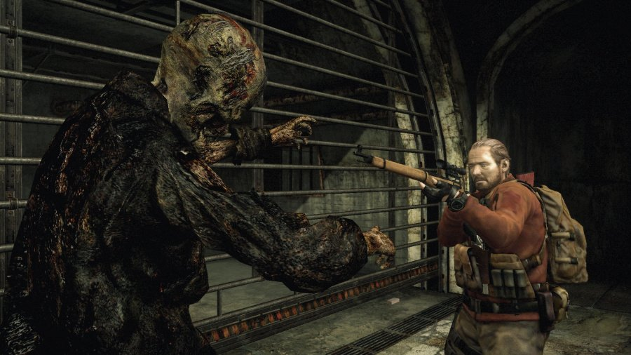 Resident Evil Revelations 2 Review - Screenshot 2 of 5