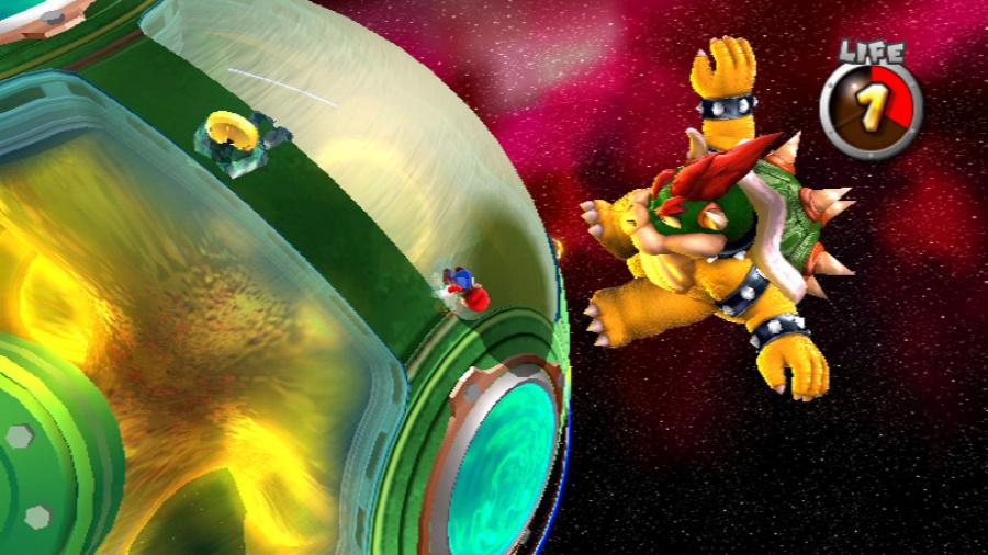 Super Mario Galaxy Review - Screenshot 2 of 5