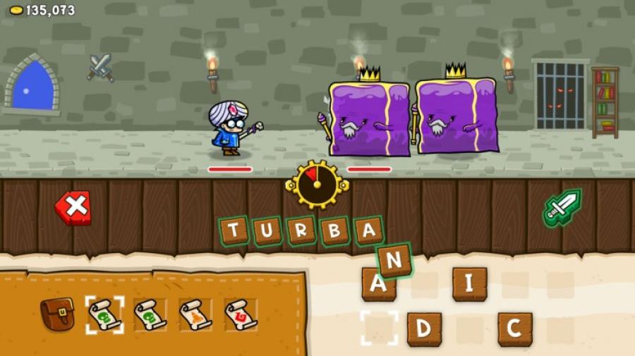 Spellspire Review - Screenshot 3 of 4