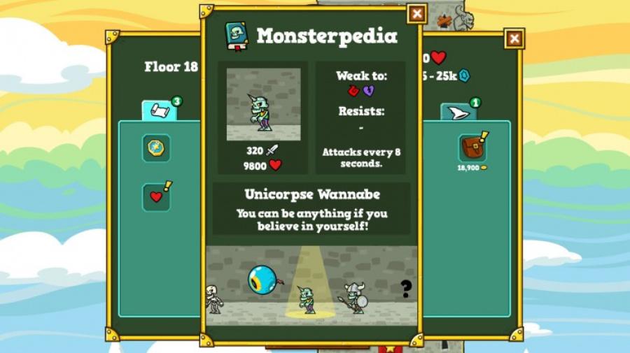 Spellspire Review - Screenshot 1 of 3